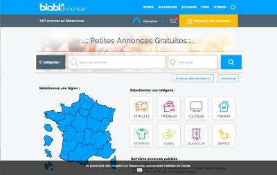 Blablannonce.fr votre vide-grenier virtuel