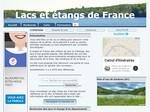 Lacs et étangs de France