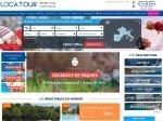 Locatour: Location vacances en France et Espagne